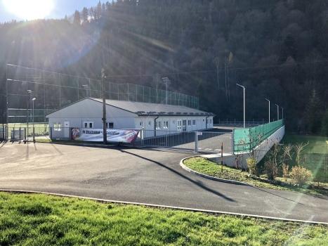 Futbalový štadión ŽP Podbrezová